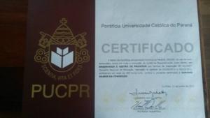 Certificado PósPUCEng.EGestãodeProjetos